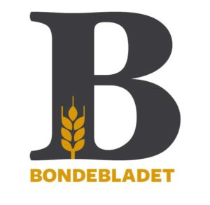 Bondebladet - the weekly farmer's newspaper in Norway