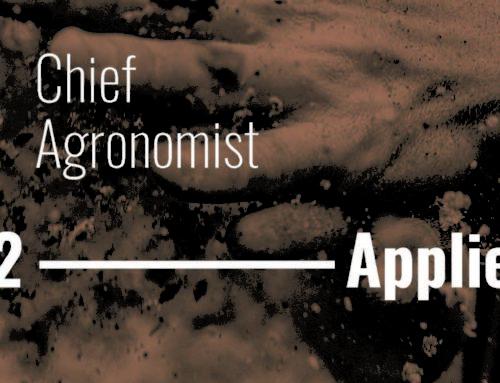 Chief Agronomist